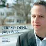 Jeremy Denk Plays Ives